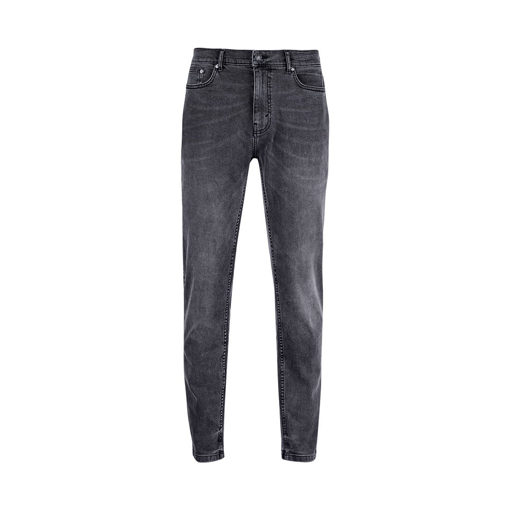 BR Tapered Slim fit Mid Wash Jeans (BU-717)