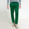 Cotton Stretch Slim Fit Green Chino  (GU-786)
