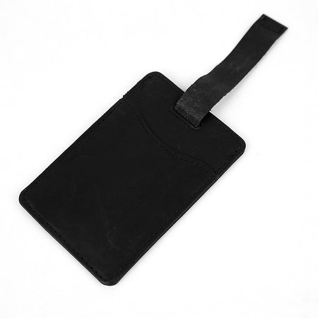 Handmade Pull-Tab Men's Genuine Leather Card Holder (WT-11333)