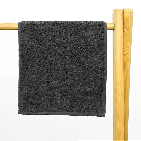 BLACK ICON STRIPED GENUINE LEATHER MESSENGER BAG (GU-2368)