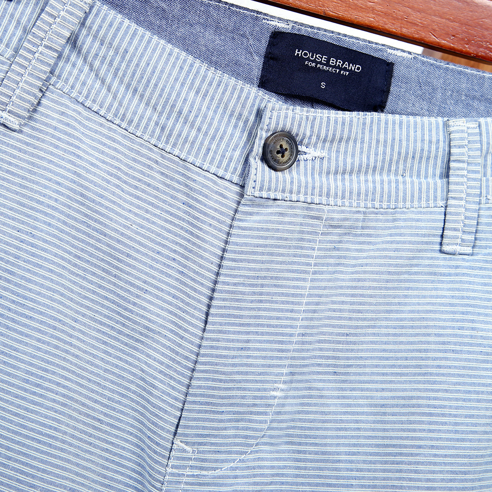 Men's Otto-men Textured Cotton Chino Short Minor Fault