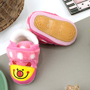 Babies Faux Fur lining Shoes  3Months to 18Months