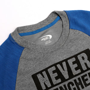 MTA older boys Never Benched Graphic Sweatshirt (MT-1286)