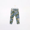 OLDER BOYS CAMO PRINT CLOSE BOTTOM JOGGER (TE-1290)