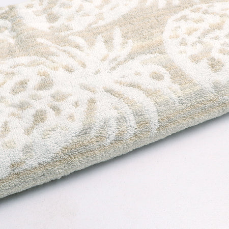 exclusive Skin Pineapple  jacquard bath towel 28 X 55 Inches  (TO-796)