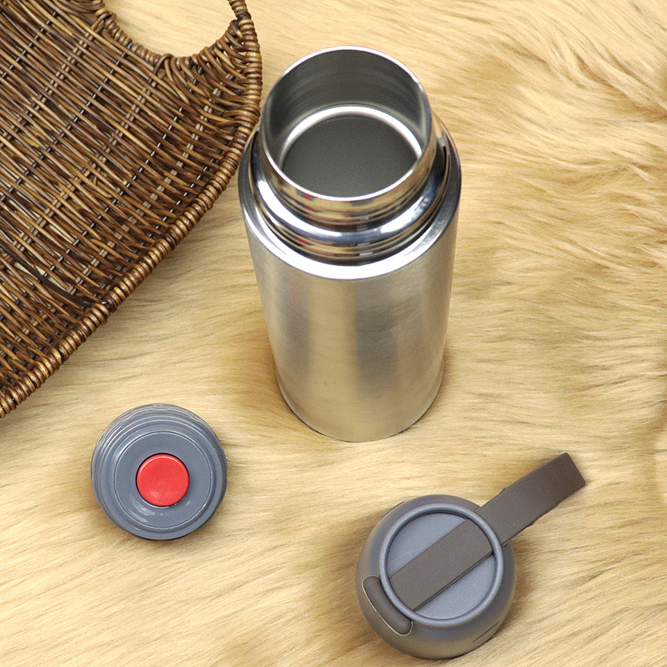 304 STAINLESS STEEL 500ML WATER BOTTLE THERMOS (BT-20151)