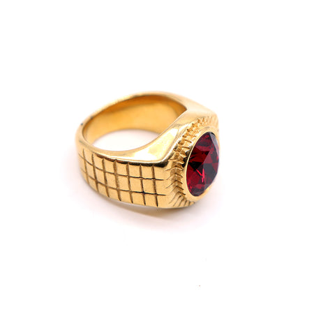 PREMIUM QUALITY RUBY STONE RING (RI-2484)