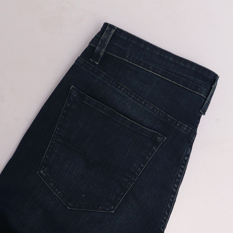 exclusive navy matteo 'slim fit' stretch jeans (DI-264)