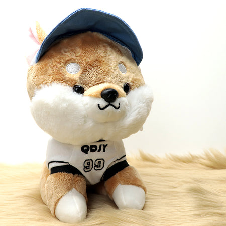 Plush Supreme Quality Cute Fox Soft Stuffed Toy 10 inches Height (DO-20203)