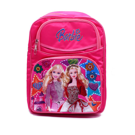 Barbie Doll School Bag  (BA-2941)