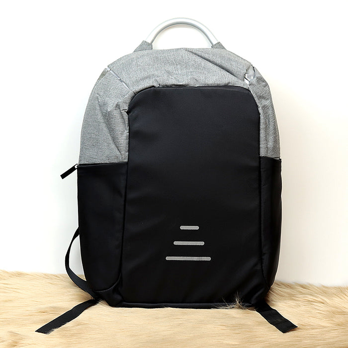 15.6 laptop Bag with Charging USB port (BG-20223)