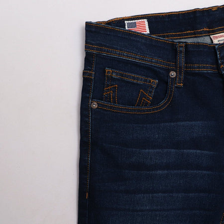 exclusive melvin 'slim fit' stretch jeans (TR-383)