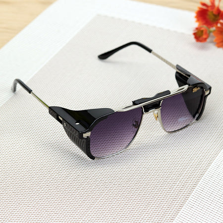 LCSTE SQUARE SHAPED COVERED SUNGLASSES (LA-4576)