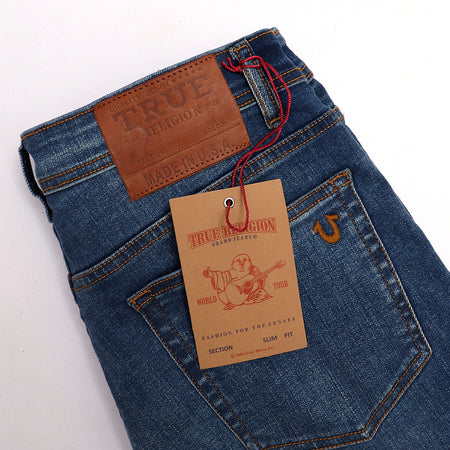 exclusive Salvin 'slim fit' stretch jeans (TR-423)