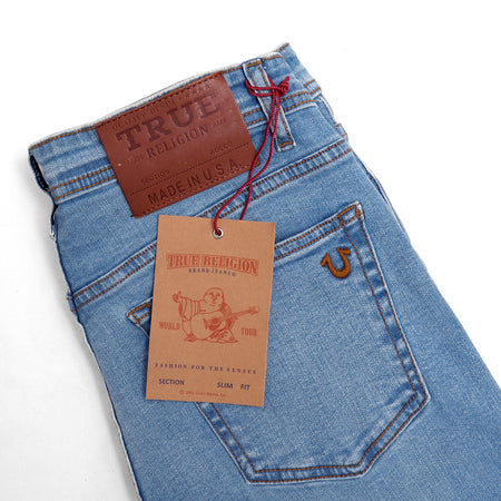 exclusive Sebastian 'slim fit' stretch jeans (TR-424)