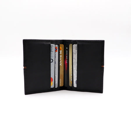 GENUINE FULL GRAIN LEATHER CARD HOLDER (DT-969)