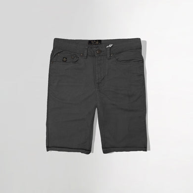 Men Charcoal Chino Shorts (SP-809)
