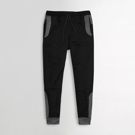 Men Poly Fleece Super Stretch Jogger Trouser (GT-10407)