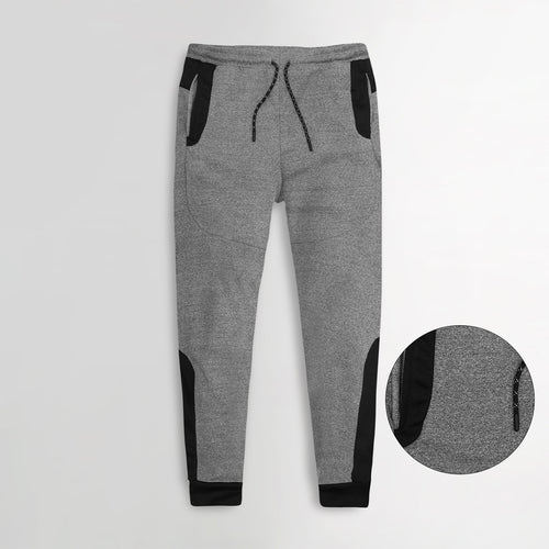 Men Poly Fleece Super Stretch Jogger Trouser (GT-10417)