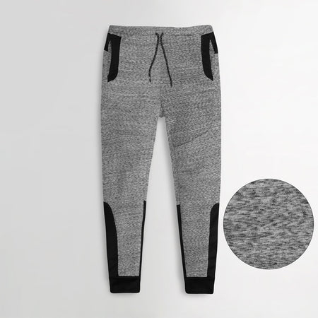 Men Poly Fleece Super Stretch Jogger Trouser (GT-10416)
