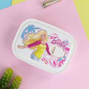 Barbie Multi-function Household Lunch Box Stainless Steel Split(TB-20237)