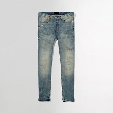 Reservd Men Slim fit Distressed Jeans (AT-2948)
