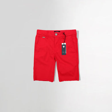 GU-ESS Men Pure Cotton Chino Shorts   (GU-2932)