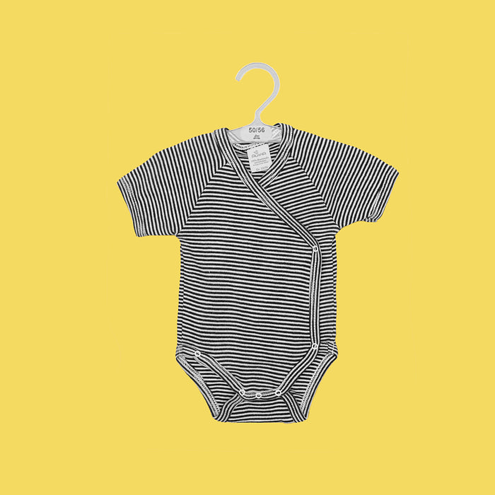 Organic Cotton Striped baby Suite (AL-2950)