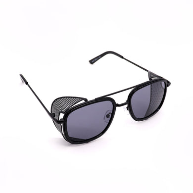 TONY STARK SQUARE SHAPED COVERED SUNGLASSES (EYEWEAR)