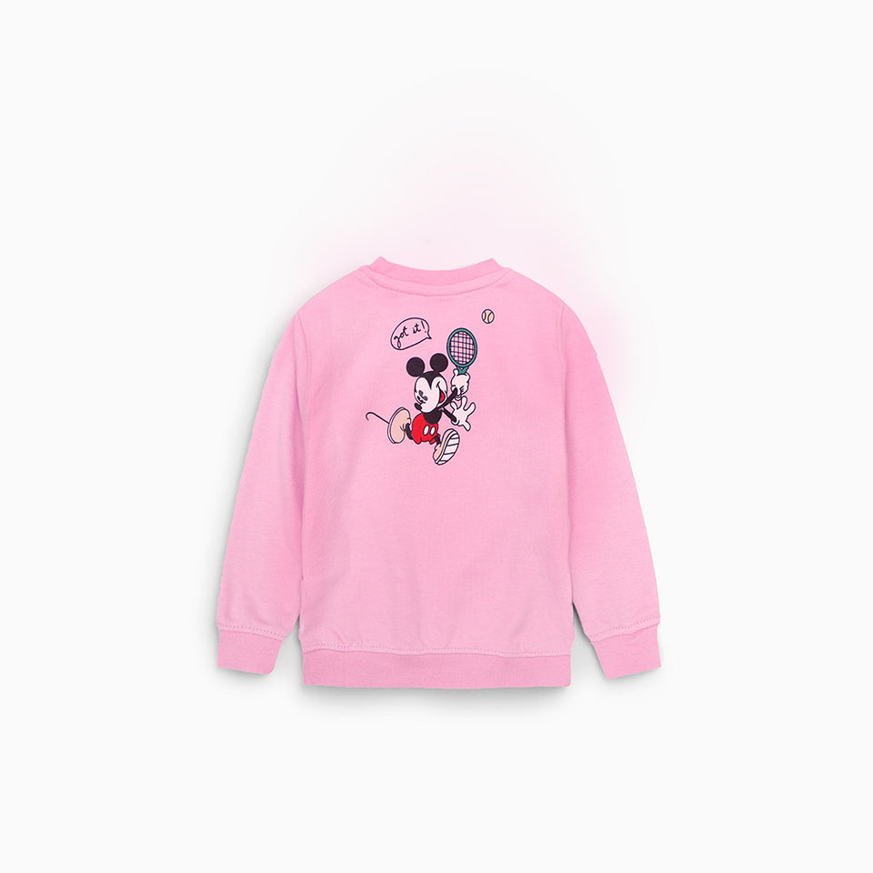ZR Kids Fun Micky Graphic Sweatshirt (ZA-1604)
