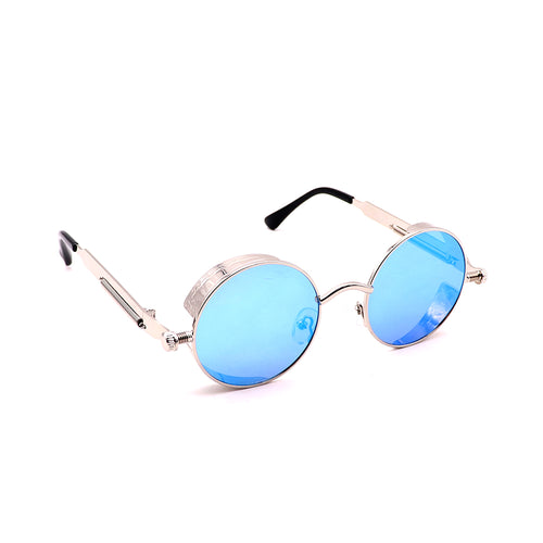 Round Shaped Covered Sunglasses (SG-4544)