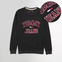 TMY HILFGR Signature Applique Sweatshirt  (TM-1639)