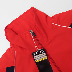Men's UA Red Premium Quality Ultimate Team Jacket (UA-10048)