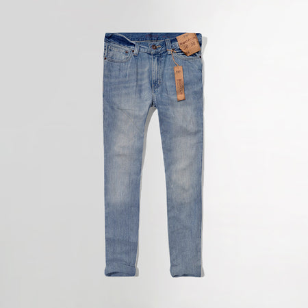 F&F Boot cut Washed Denim (BT-4618)