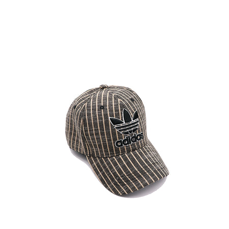 AD Textured lining Fabric Baseball Cap with 3D embroidery