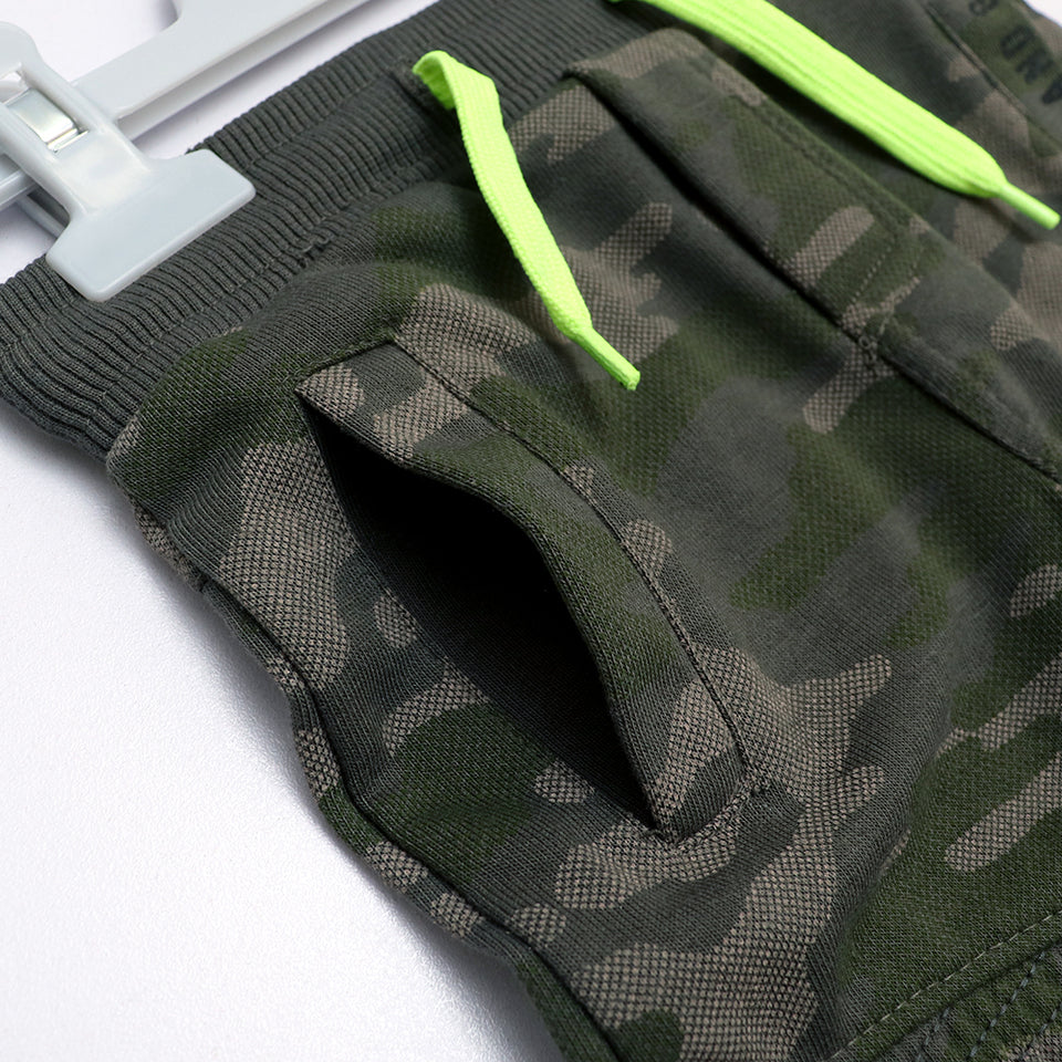 OR Kids Camo Close bottom Joggers (OR-1730)