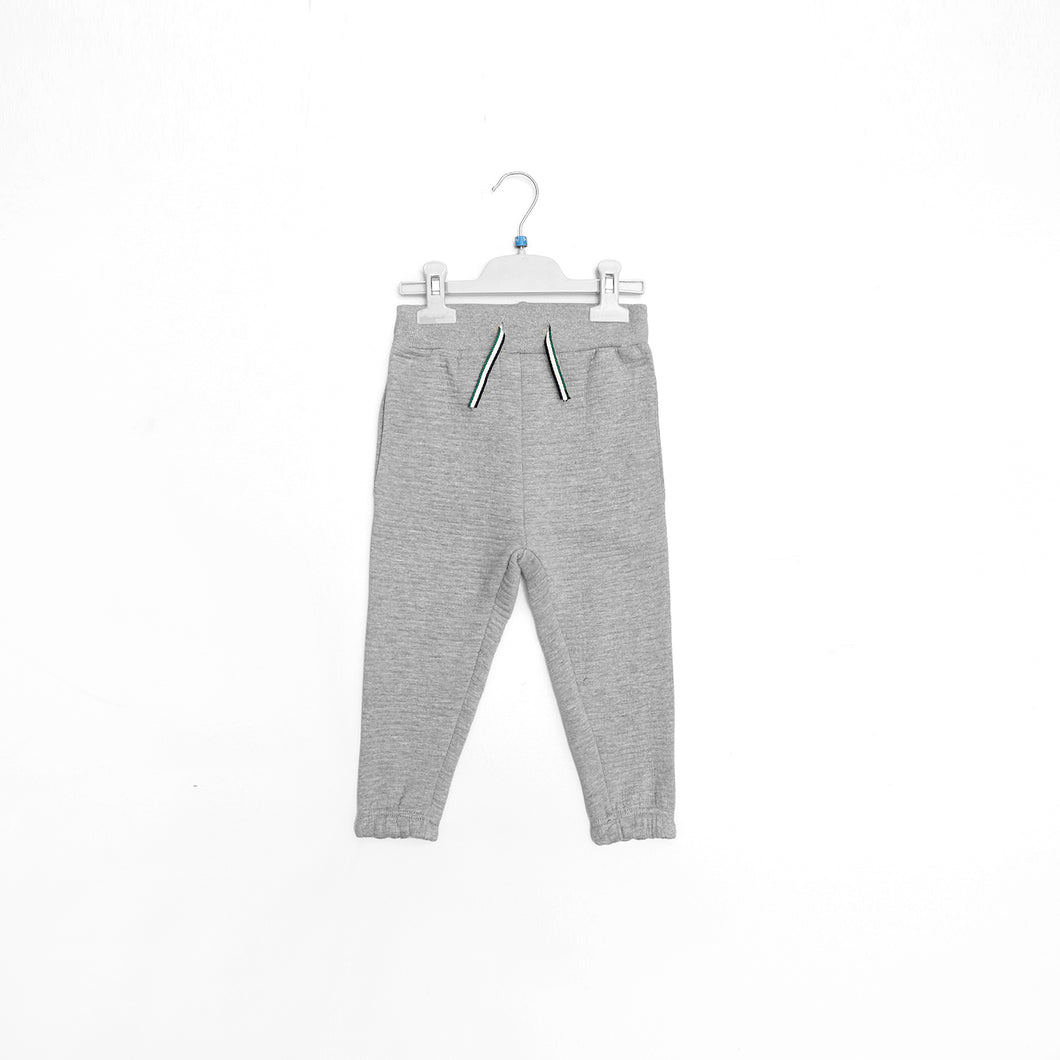 OR Kids Contrast Stitch Quilted Joggers (OR-1729)