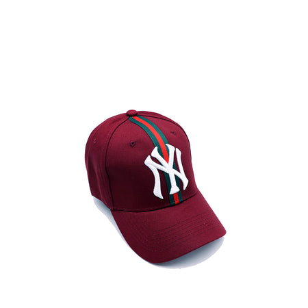 NYC 3D Embroidery  & web detailed Baseball cap
