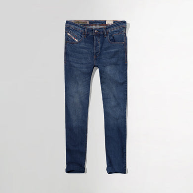 exclusive Blue blinker 'slim fit' stretch jeans (DI-1758)