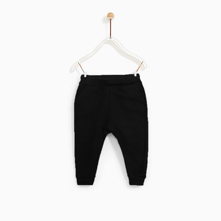 ZR Kids Black Mamba Close bottom Joggers (ZA-1743)