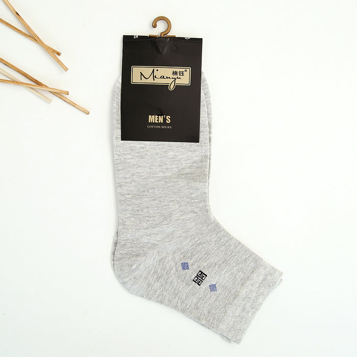 MEN'S COTTON LIGHTWEIGHT SOCK