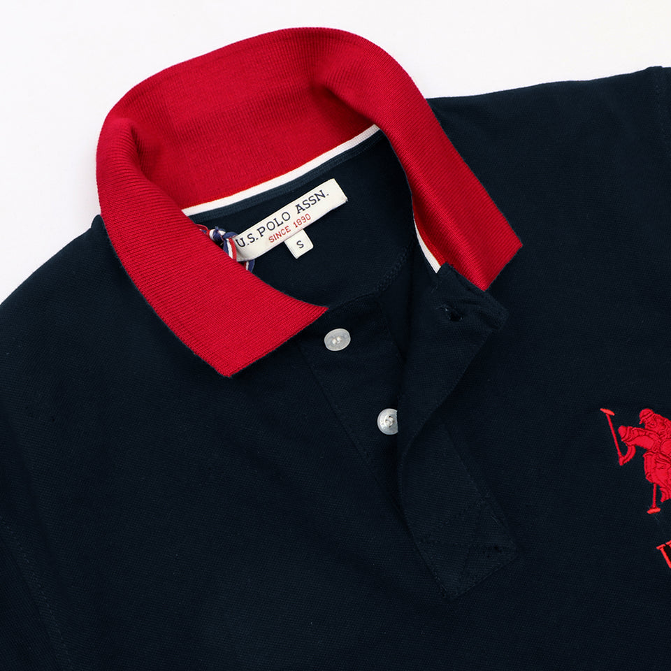 Core Flex Signature Embroidery Performance Polo Shirt   (US-926)