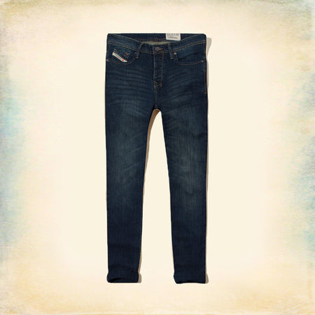 EXCLUSIVE SLIM FIT STRETCH JEANS (074)