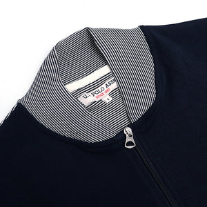 USPA Regular Fit TEXTURED RIPPLE ZIPPER JACKET (US-1827)