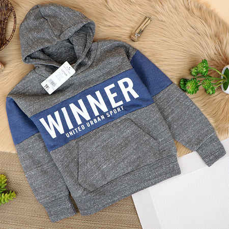 "T.A.L Kids ""Winner"" Graphic Pullover Hoodie   (TP-10061)"