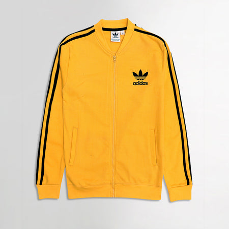 AD Sulphur Tri Striped Retro Zipper Bomber JACKET  (AD-1921)