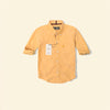Crew Harbour Kids Mango Signature Oxford Casual Shirt (CR-10113)