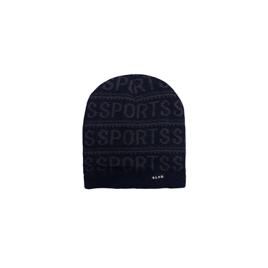Mohavi Fur Lined Textured fitted beanie Cap (CP-1929)