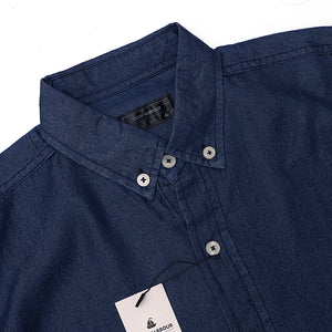 Crew Harbour Soft Blue Denim Shirt (CR-5156)