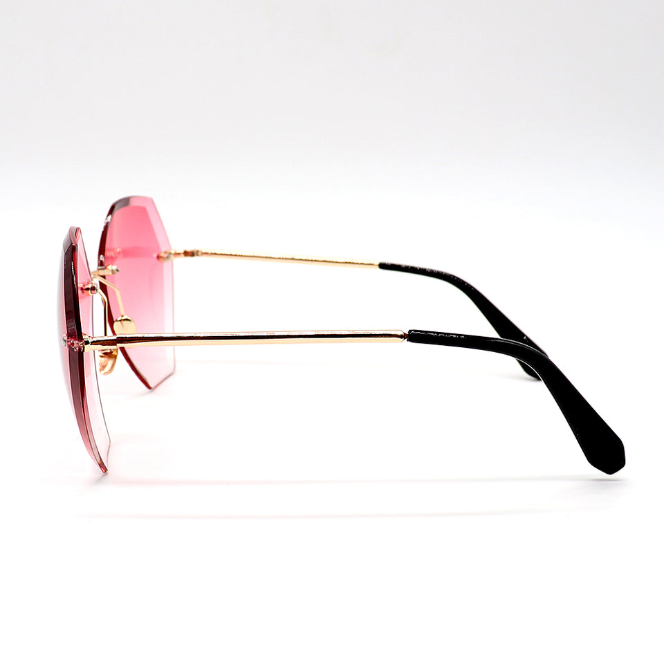 PLEIN GEOMETRIC SUNGLASSES
